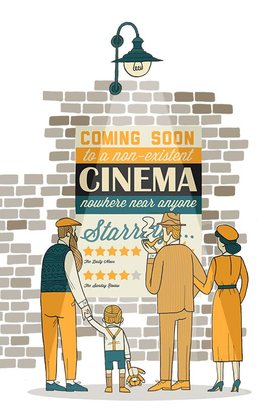 Orange and Poke London are giving you your own movie!