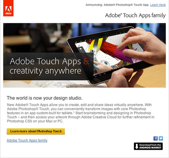 download adobe photoshop touch for pc