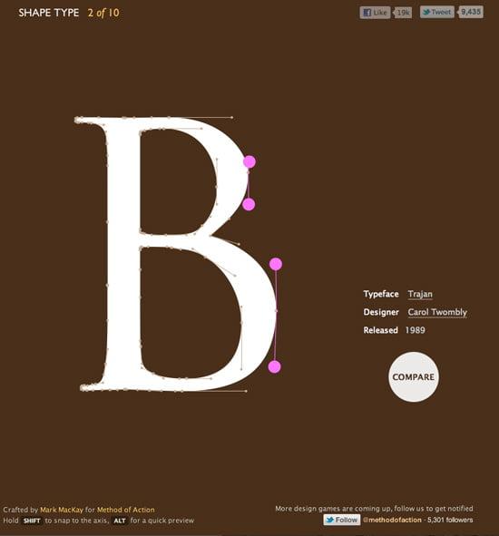 SOTD: Shape Type