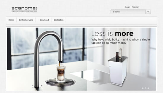 Topbrewer – Scanomat