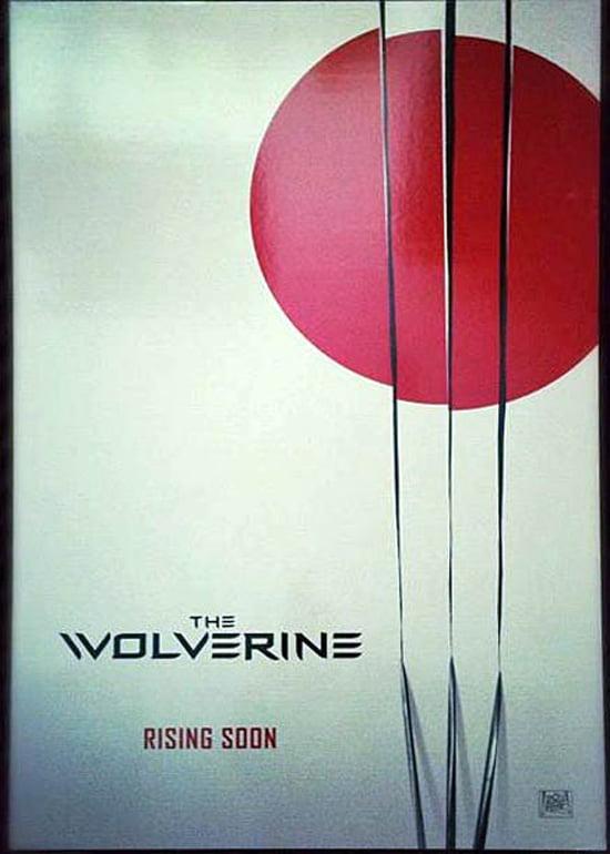 Teaser Poster for 'The Wolverine' Leaks Online