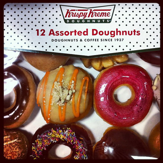 It's doughnut day