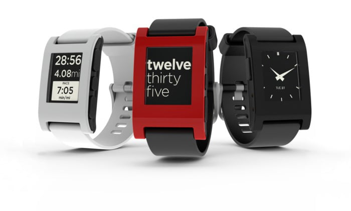 Pebble: E-Paper Watch for iPhone