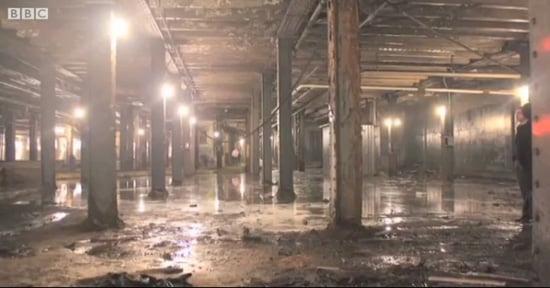 New York's underground park of the future
