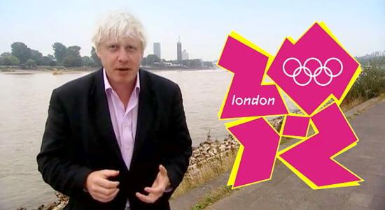 Boris Johnson's Olympic Welcome