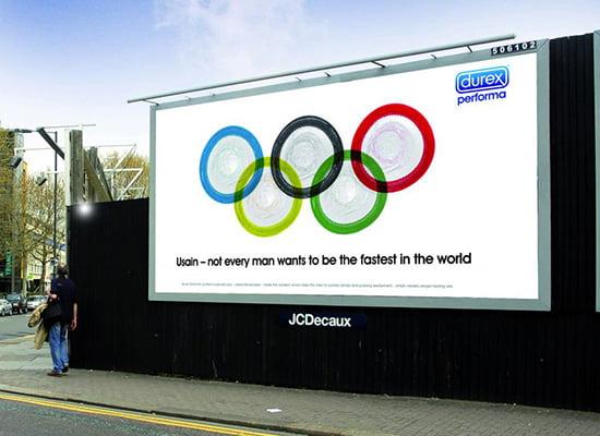 Durex Olympics 2012 Ad