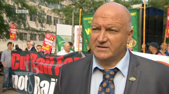 "Bob Crow – ""Increases could have been avoided"""