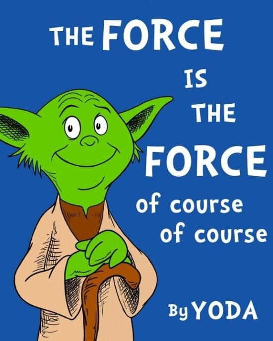 Dr. Seuss Books With a Star Wars Twist