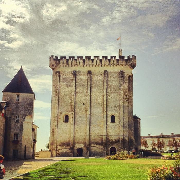 Ville de Pons