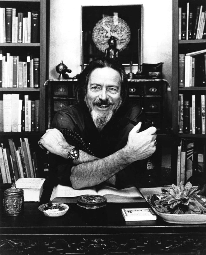 """What if money was no object?"" – Alan Watts"