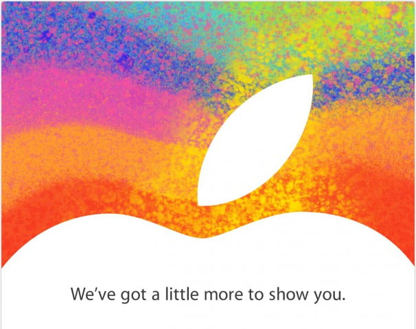 Apple to show 'a little more' on Oct. 23