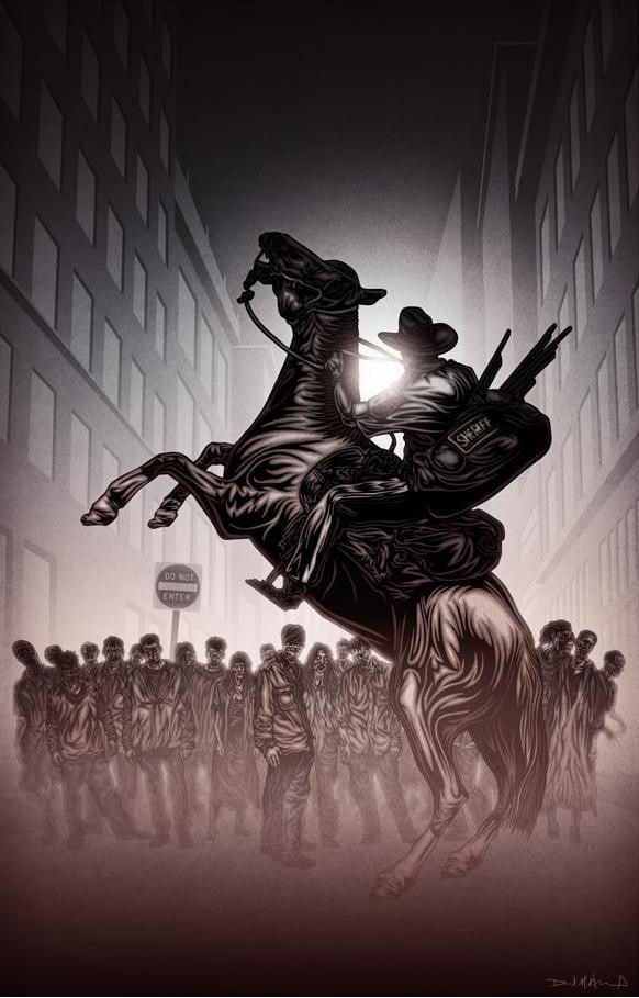 Walking Dead by Daniel Kanemoto