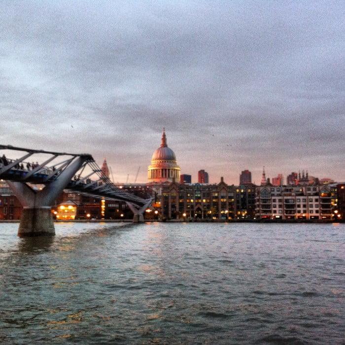 Autumn Colours around London
