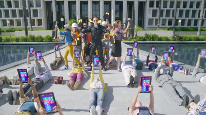 The Movement for Microsoft Surface