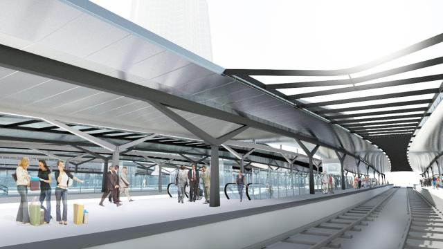 Find Out what Network Rail & Southeastern are planning at London Bridge