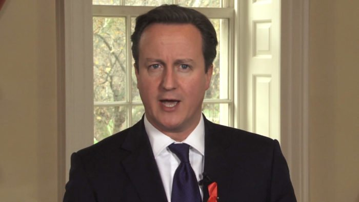 David Cameron – World AIDS Day 2012 message