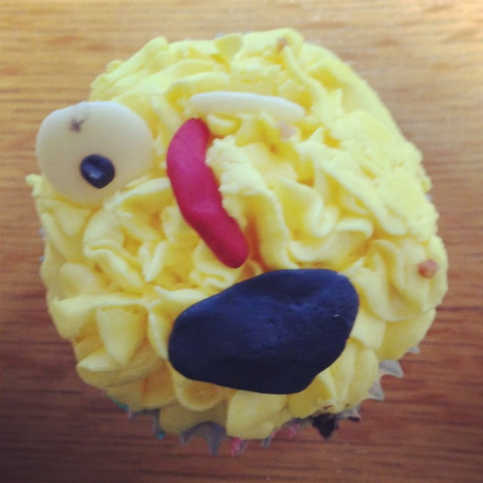 'Tis cup cake Friday!