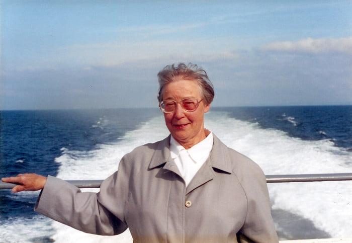 RIP: Marjorie Wright 1927 – 2013