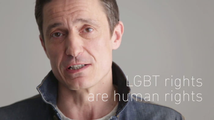 The Riddle: anti-homophobia message from UN