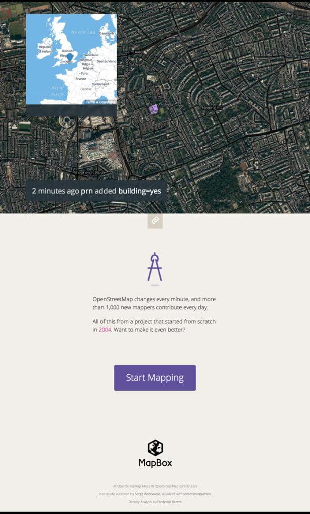 2013 OpenStreetMap Data Report