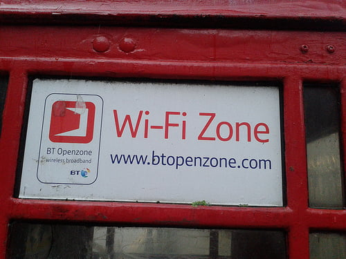BT Openzone wi-fi network closing to O2 customers