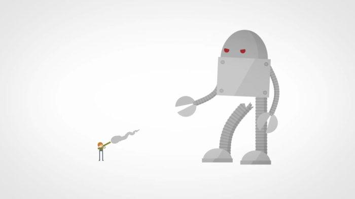 How To Survive A Robot Uprising (aka Robopocalypse)