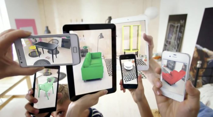 The New Ikea Augmented Reality App