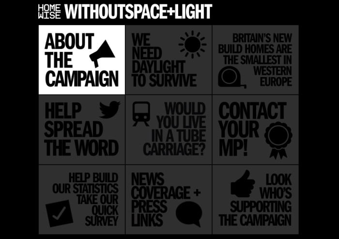 We Can't Live Without Space + Light