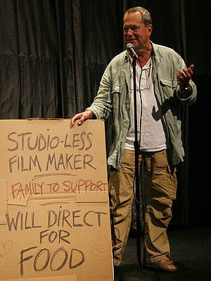Terry Gilliam at IFC Center