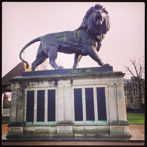 Maiwand Lion