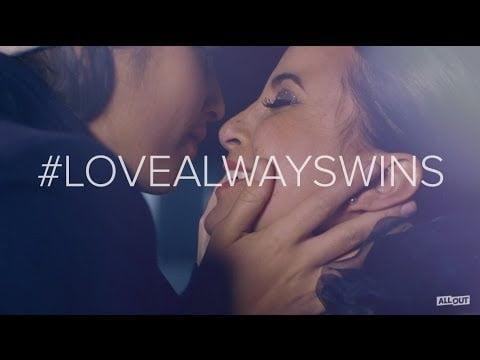 #LoveAlwaysWins
