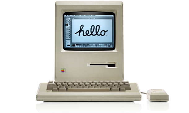 Apple celebrates 30 years of Macintosh