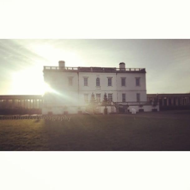 Dec20th. #photoadventcalendar Queen's House