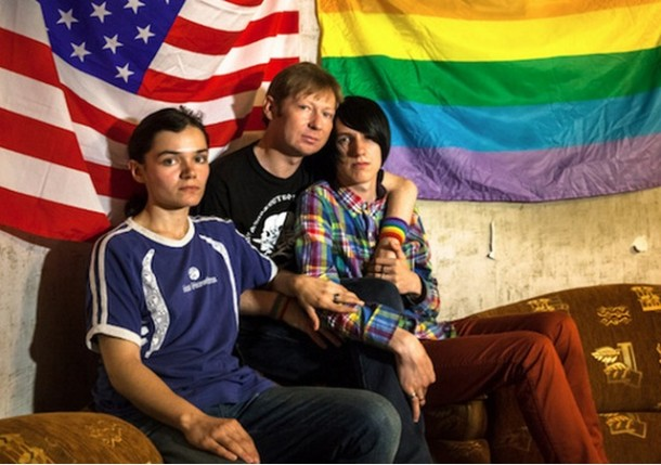 Young And Gay In Putin's Russia