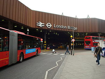 Disruption To London Bridge Station This August