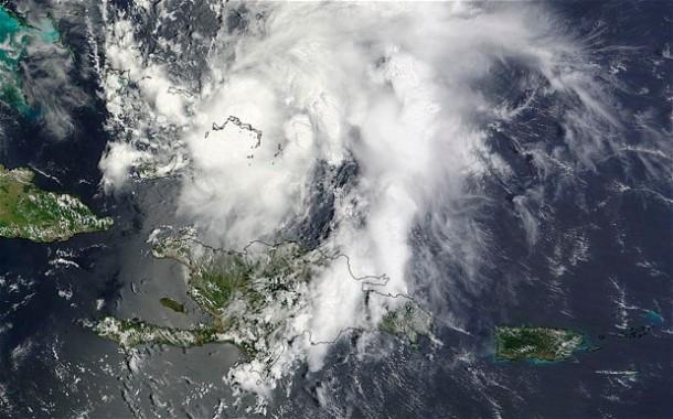 Hurricane Bertha set to strike UK