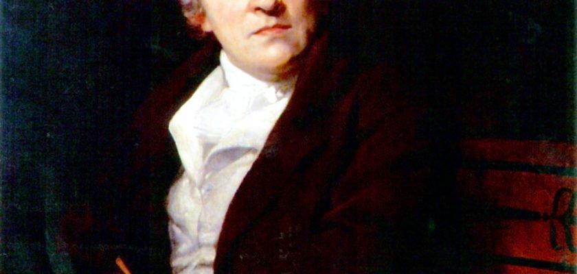 William Blake by Thomas Phillips