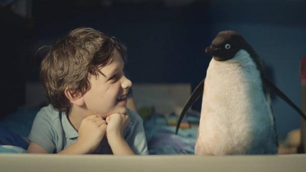 Monty The Penguin – John Lewis Christmas Advert 2014