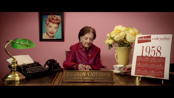 Ruth Finley's Fashion Calendar
