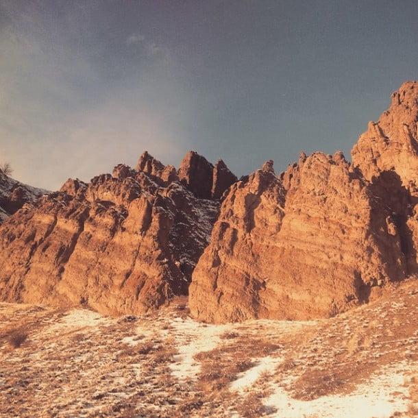 Rocky Mountains, Colorado by sdw