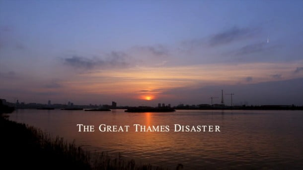 A Quiet Corner: The Great Thames Disaster