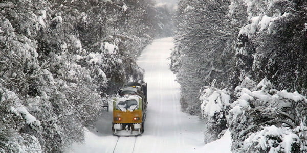 Network Rail - Snow and ice