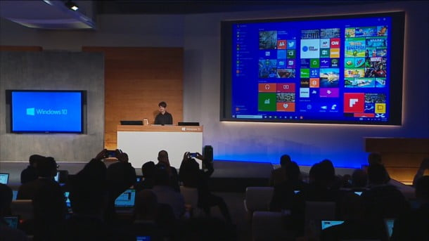 Windows 10 will be a free upgrade – for some