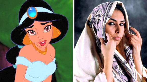 Historically Accurate Disney Princesses by BuzzFeedVideo