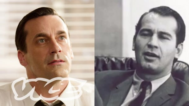 The Real Don Draper From 'Mad Men'? by VICE