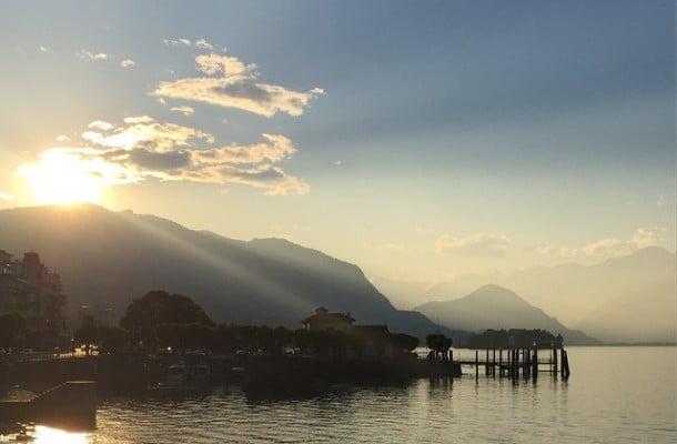 Our Honeymoon in Stresa