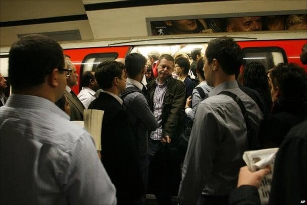 More Tube Strike