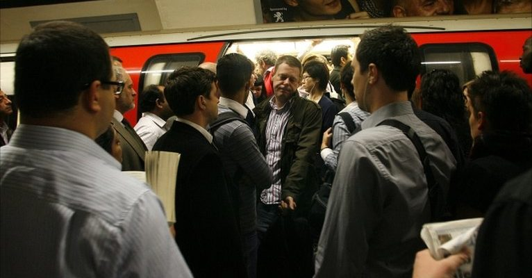 Congestion on the London Underground
