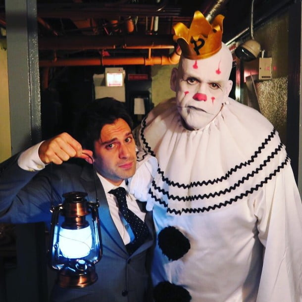 Lookin' tough with @puddlespityparty by scottbradlee