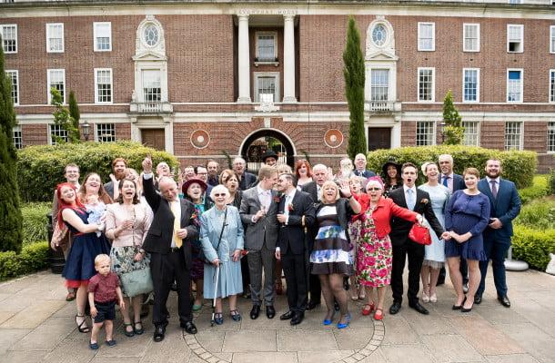 Balderson + Nuckley Wedding
